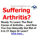 Cure Arthritis Naturally - Blue Heron Health News