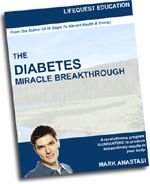 The Diabetes Miracle Breakthrough
