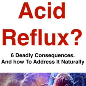 New Acid Reflux Cure