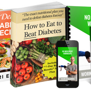 Holistic Treatment to Reverse Diabetes