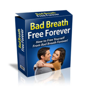 Halitosis Alternative Treatments