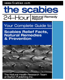The Scabies Natural Remedy Ebook