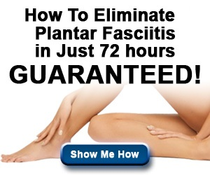 Plantar Fasciitis Holistic Treatments Ebook