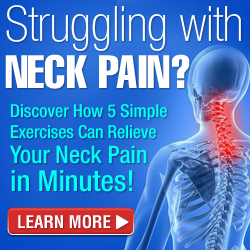 Instant Remedies for Neck Pain